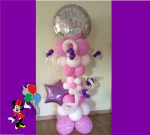 balloons-limassol-its-a-girl